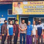 HBA Serahkan Bantuan KUB Kelurahan Pasar Baru
