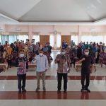 Kesbangpol Jambi Sosialisasikan Bahaya Radikalisme dan Terorisme ke Pelajar Kabupaten Tebo